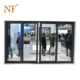 High quality wholesale price used impact sliding glass door price