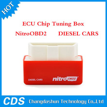 2015 Hot Selling nitroOBD2 Performance ECU Chip Tuning Box nitro OBD2 for Diesel Cars More Power/More Torque