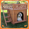 Top quality cheap new wood dog kennels