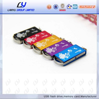 2016 factory cheap price usb flash drive 1gb 2gb 4gb