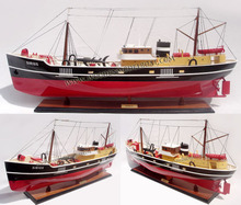 SIRIUS WOODEN MODEL SHIP - HANDICRAFT OF VIETNAM