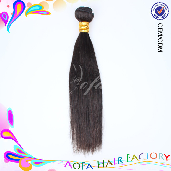 Alibaba best wholesale 100 virgin unprocessed 18inch straight brazilian hair