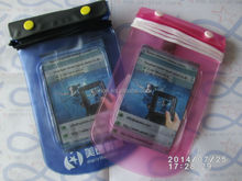 PVC waterproof dry bag for tablet pc/A4 documents