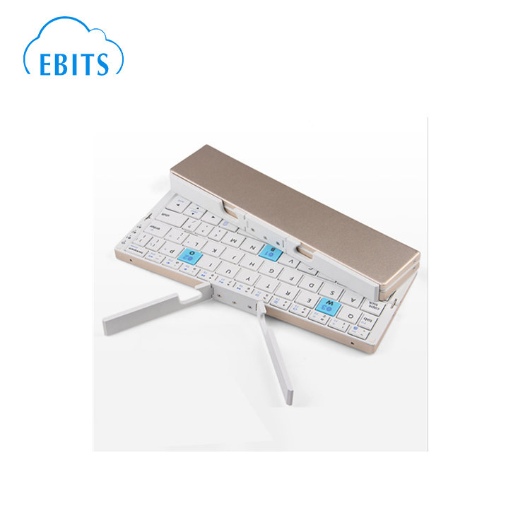 Mini Foldable Bluetooth Keyboard for smartphone ipad iphone