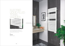 Electric liquid filled towel warmer HB-R5208 Electric Controller,water heating towel rack