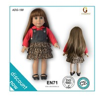 trending hot products lifelike vinyl dolls/wholesale american girl doll/american indian dolls made in china