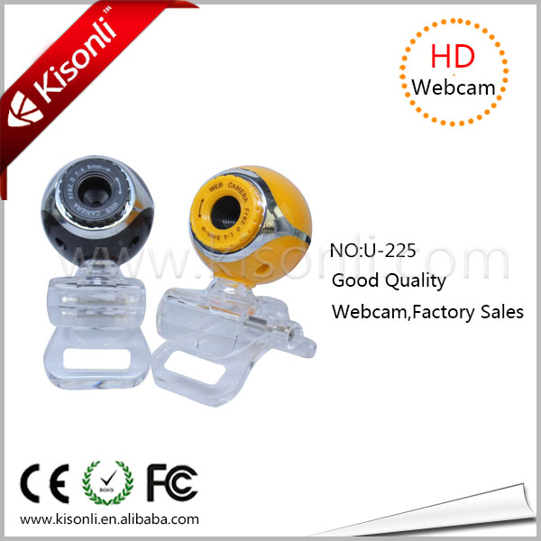 High pixel toy webcam for Christmas gift with high quality