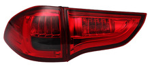 Vland car styling 2011 PAJERO SPORT car led work light plug and play tail lamp rear lights