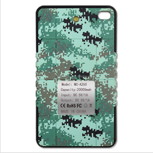military camouflage solar panel power bank camouflage printing smart power bank custom camouflage logo solar panel power bank