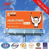 outdoor billboard advertising prices
