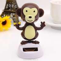Dancing monkey toy solar dancing animals solar dancing toy