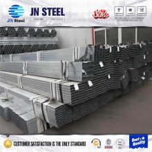 ms square pipe weight chart erw tube steel profile structure square steel pipe