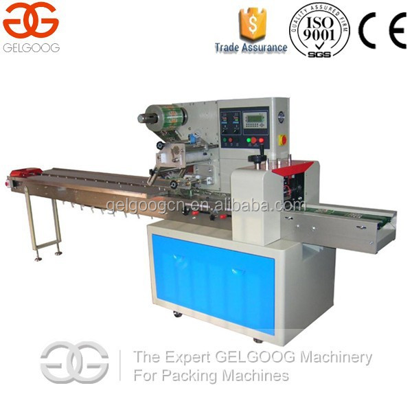 Automatic High Quality Pillow type Popsicles Packing Machine with Best Price