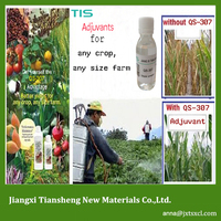 silicone emulsion for agriculture use