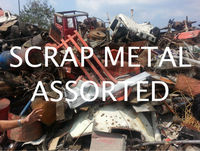Scrap Metal Assorted 300Tons