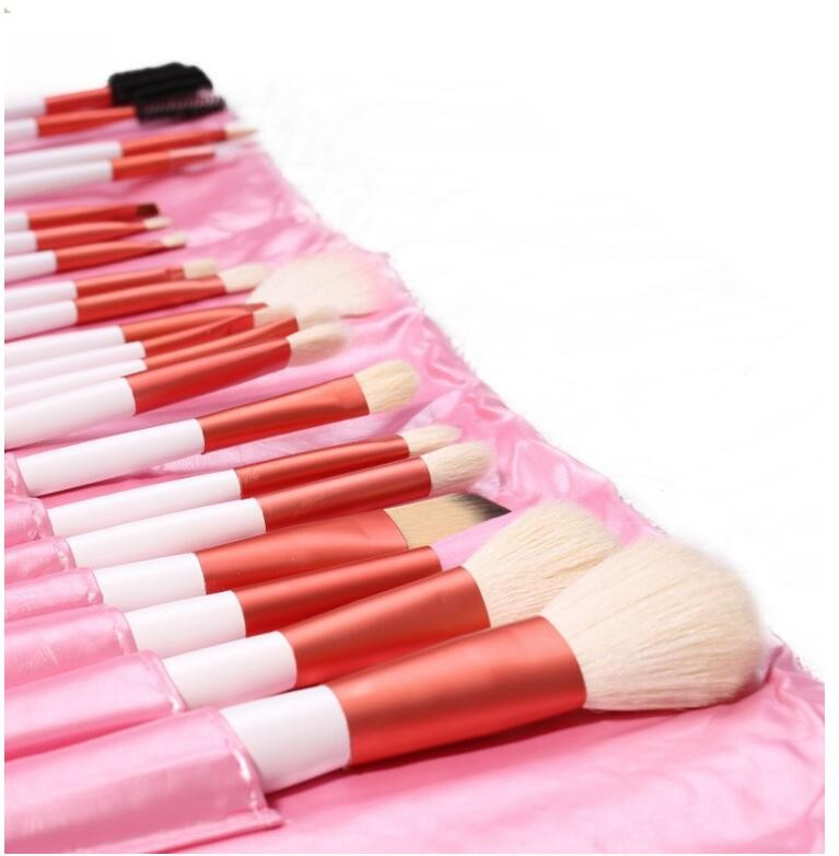 New Arrival High Quality Make up Brushes 20pcs/Set Pink Professional Makeup Tools Kit