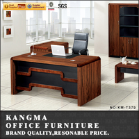 mahogany wood customized available inexpensive office desk furniture