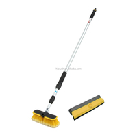 3Meters extendable telescopic Car wash brush