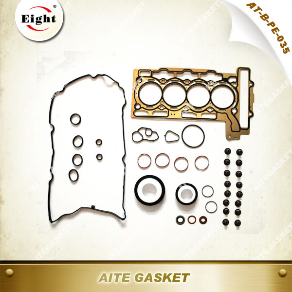 <OEM Quality> AITE Gasket Performance head gasket kit For PEUGEOT 11120427689,EP6 Enigne 1.6L