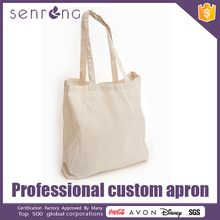 Wholesale Cotton Fabric Garment Bag Canvas Chevron Tote Bag