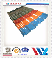 roofing shingles red asphalt shingles roofing tile made in China