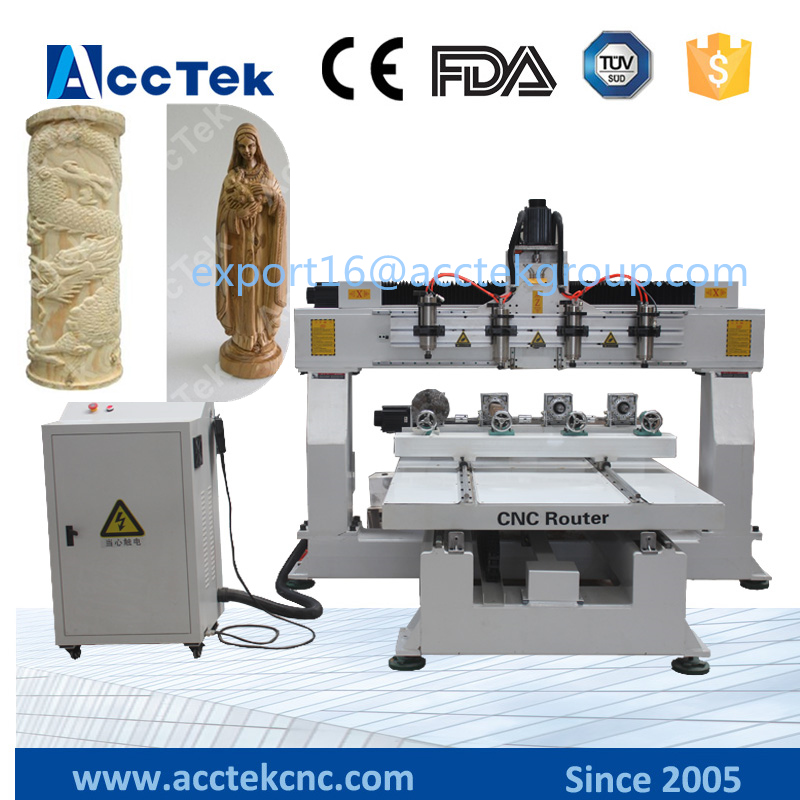 YASKAWA servo motor and Italy HSD spindle cnc router machine price good /wood cnc router
