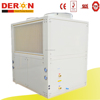 High capacity industrial 20HP air water heat pump water heater with R410A R417A refrigerant