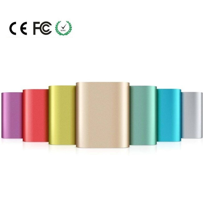 Everybody Likes It! Mini Portable Power Bank 5000 10000mAh Mobile Battery Charger Mobile Powerbank