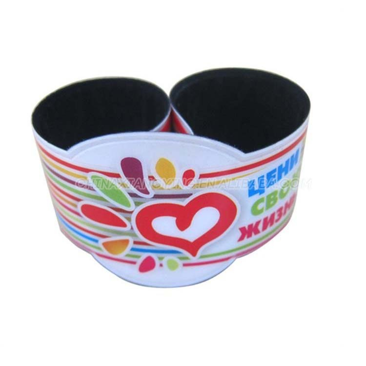 Widely Used Best Prices Dustproof Promotional Slap Band