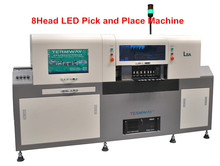 led making machine Inline LED High Precision Pick and Place Machine L8A