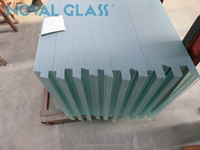 High quality 10mm 12mm tempered glass fence panels