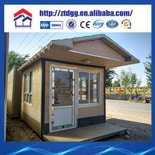Professional design low cost prefabricated tropical house