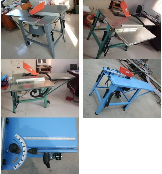 ZICAR TS12Q mini hobby table saw woodworking machine