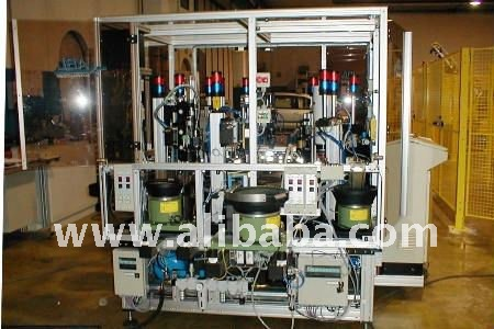 Hydraulic Valves Assembly Machine (180 pcs/h)