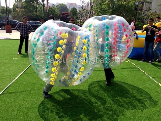 inflatable bumper soccer ball for adult inflatalbe bubble football for sale