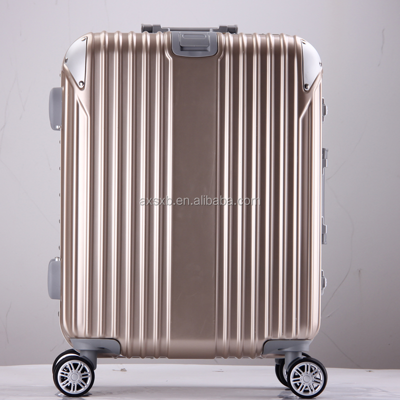 ABS PC sky travel president luggage bags