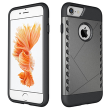 Ultra Protective Hard Case for Iphone 7 Printed Design PC+ Silicone Hybrid High Impact Defender Combo Case for iphone7