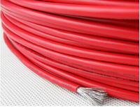 New style low voltage H07V-K DIN VDE 1.5mm2 2.5mm2 PVC Insulated copper wire electrical wires