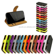 Wallet stand Leather Case flip case for Wiko OZZY