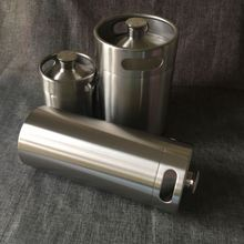 China made 5l stainless steel beer keg