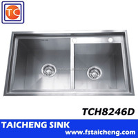 TCH8246D used commercial stainless steel sinks