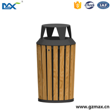 high quality street rectangular rubbermaid garbage can ,standing rubbish bin