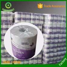 cheap tissue toilet roll paper waste recycled paper for indonesia