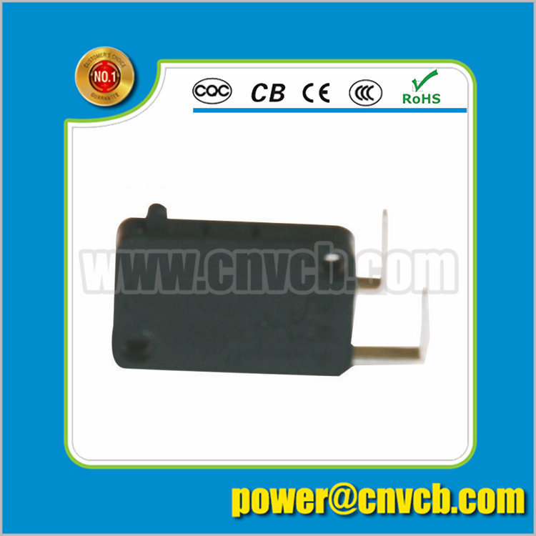 M27 KW7-0CH normally open mouse micro momentary switch with no lever side bent pcb terminals switch