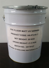 High stain resistance Matt UV Varnish for PVC floor (VCT floor)