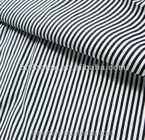 mature black knitted stripe fabric for sexy ladies underwear/bra/bikini
