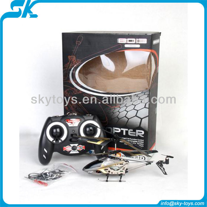 !3CH METAL RC HELICOPTER WITH GRYO toys rc helicopter