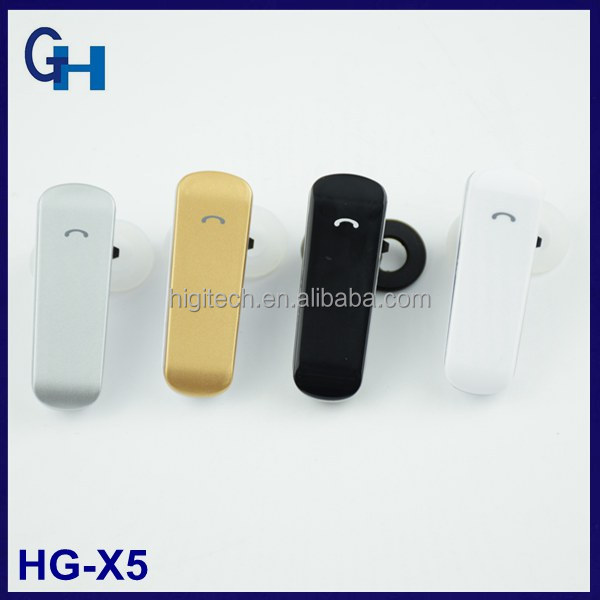 China Factory Direct Wholesale Sport Stereo Spy Ear Wireless Hidden Invisible Bluetooth Earphone