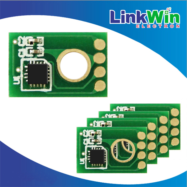 Linkwin universal toner chip for Ricoh MPC 406 306 in 17K/ 6K new <strong>developed</strong> reset chip