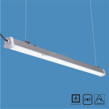 Ce approved ceiling or hanging 1200mm 40w ip65 led tri-proof light